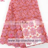 Classical Guipure Lace Fabric African Cord Lace Fabric High Quality Guipure Lace Fabric