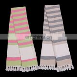 kikoy towels cotton pareo beach cover ups bikini wear bath towel