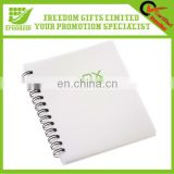 Personalized Promotional Notebook With Spiral