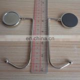 unfoldable blank metal purse hanger