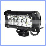 36W Tractor Boat Off-Road 4WD LED Work Light Bar Lamp