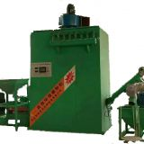PVC milling machine efficient environmental protection and energy saving