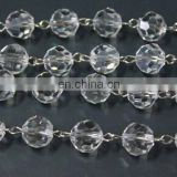 10MM BEAD CRYSTAL STRING GARLAND