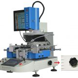 Semi-Auto SMD Repair Machine BGA Rework Station for Motherboard Repair BGA Reballing Tool