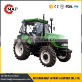4*4 wheel Drive MAP1004 PTO hydraulic pump tractor