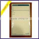 High quality fashion removable message sticky note from china supplier