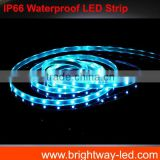 Profile Led Strip Plastic Cover Warm White 5M Waterproof 5050 SMD 150 LEDS