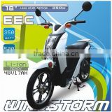 2014 best seller 48V 500W ELECTRIC SCOOTER US/EUROPE WITH EEC