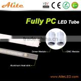 LED Wholesaler price 8FT LED light tube8.Japanese girl 8FT 4FT LED shopping lighting with full fixture
