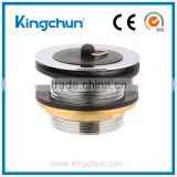Free Shipping High Quality bathroom lavatory plug drain waste accessories rubber plug(K245-R)