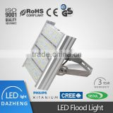 High power 110lm/w aluminium heat sink modular led floodlight 240w with ce rohs certificate for 3 years warranty
