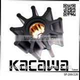 New Investment Casting Titanium Boat Marine Water Pump Impeller