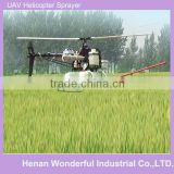 Wonderful ZHNY-15 remote control unmanned helicopter agriculture sprayer                                                                         Quality Choice