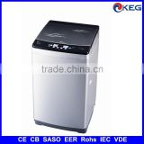 INquiry about 7kg automatic washing machine with CB, SASO+EER from China