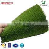 VIVATURF Non Infill Monofilament Soccer Turf Mini Football Field Artificial Grass                                                                         Quality Choice