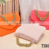 hot sale fashion different colors side bags for girls