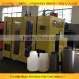 HDPE Jar blowing moulding machine , PE jar molding machine, 500ml hdpe jar blowing machine