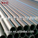 Flexible HDPE discharge pipe for pumping sand dredging