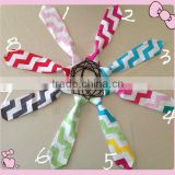 HOT sale baby chevron tie boy tie