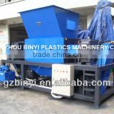 Strong Double Shaft Shredder, High-Performance Plastic Shredder, Shredder Professional Manufacturer