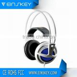 Best sound heavy bass gaming headset wired stereo headphone from China factory