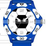 2016 Unique design Leisure Sports watch Silicone Analog big face Quartz Wrist watches jelly silicone sports unisex watches