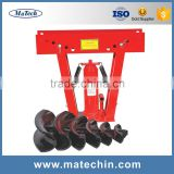 High Quality 12 Ton Hydraulic Manual CNC Tube Bending Machine Service