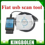2015 free shipping Professional Fiat Scanner , Fiat F-Super interface, fiat usb scan tool for Fiat / Alfa Romeo / Lancia USB