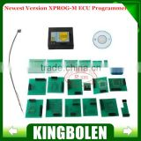 Newest version X-PROG Box v5.48 ECU Programmer XPROG M V5.48 Universal Eeprom Chip Programming tool xprogm