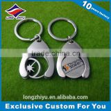 Custom metal keychain maker with 10 years experience in Shenzhen