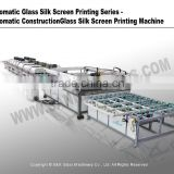 Full Automatic Construction Glass Silk Screen Printing Machine