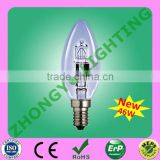 C35 46W candle E14 Osram halogen lamp