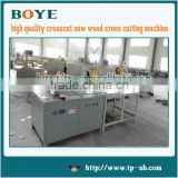 high quality crosscut saw wood cross cutting machine Factory direct sale