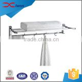High quality multifunction stainless steel bath towel rack                                                                                                         Supplier's Choice