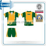 SUBSC-487 soccer shirts & shorts/soccer kits for kids