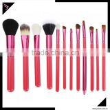 Wholesale make up brush & portable makeup brush sets & cosmetic brush set with holder