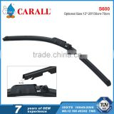 banana type flex wiper blades 14""