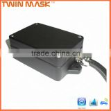 security surveillance gps vehicle tracker with 1 output switch Waterproof (IP63) GPS gate