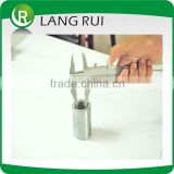 dia 14-40mm carbon steel rebar coupler connector for construction