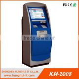 CE/ FCC/ SASO Certified Customade Currency Exchange machine