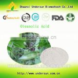 Hot sell Oleanic acid /Olive Leaf Powder Extract 98% free samples