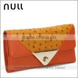 Buy direct from china colors mixed good buckle factory new trend product women purse custom packaging box leather wallet