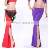 SWEGAL 2013 SGBDP13001 11color purple fashion sexy belly dance modern pants