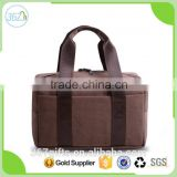 Factory Wholesale Promotional Portable candy color picnic lunch cooler bag                                                                                                         Supplier's Choice