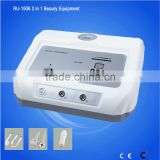 high frequency ultrasonic galvanic facial machine 2 in 1 Beauty Equipment Cynthia RU 1506