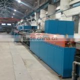 spring wire induction heating line