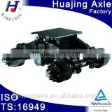 middle east market trailer semi trailer leaf spring bogie suspension system
