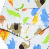 Baby Bibs Wholesale 100% Cotton Customized Embroidered Baby Bibs
