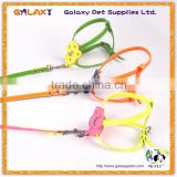 colorful pet collar and leash nylon pet products new design pet collar, sell well dog leash