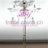 crystal wedding banquet party centerpiece